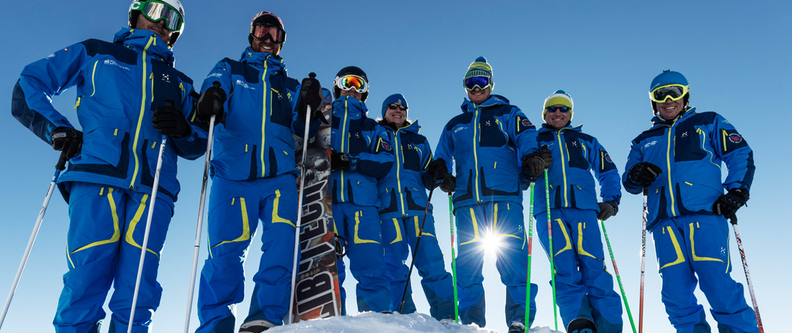 Ski schools in Meribel