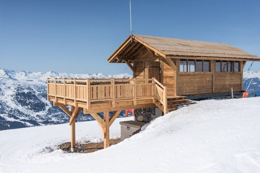 New picnic snugs in Meribel 2020