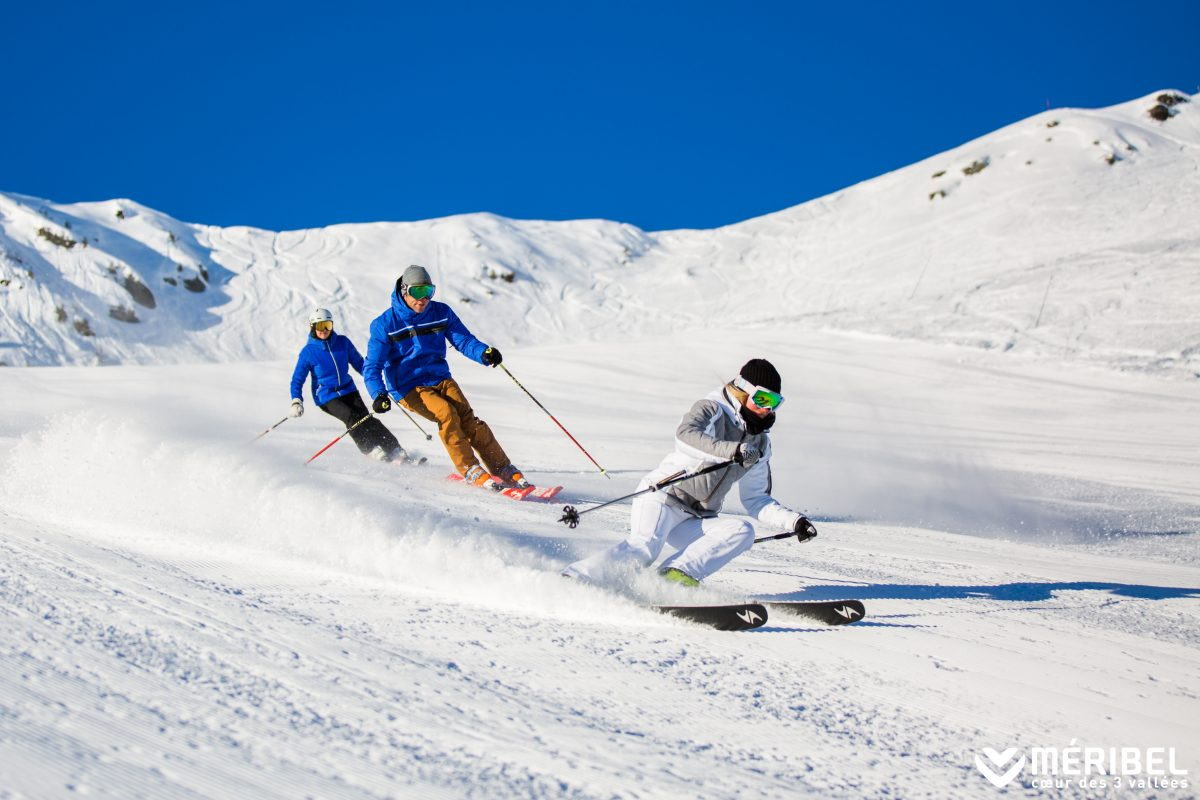 Health benefits of downhill skiing
