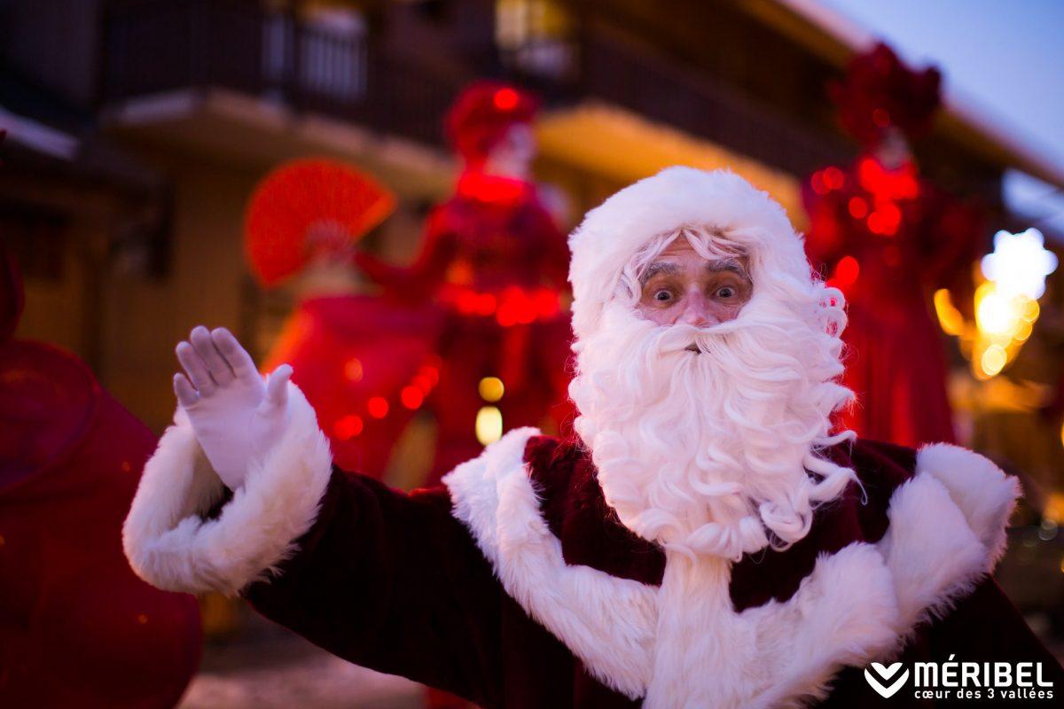 Christmas in Meribel 2019