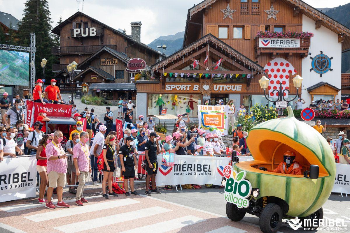Tour De France Meribel