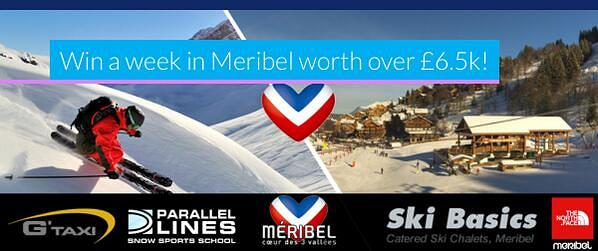 Ski Holiday in Meribel 02