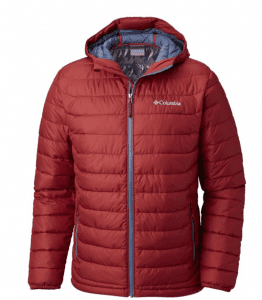 Columbia - Mens Powder Lite Hooded Jacket
