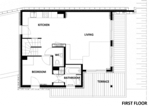 Chalet Epena First Floor Floorplan