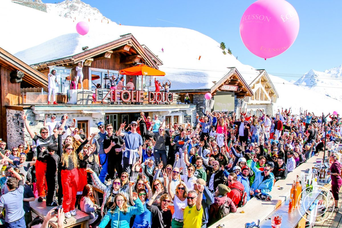 Folie Douce Apres Meribel