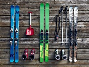 Ski Equipment Hire in Meribel