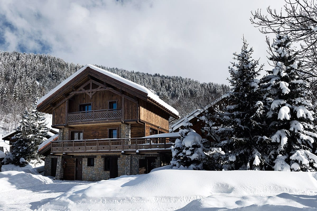 Chalet Hermine Meribel Village