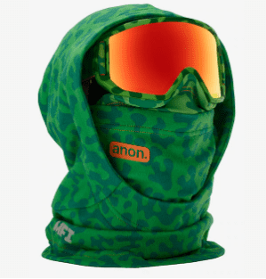 Kids Anon MFI Hooded Clava Burton com Winter 2019