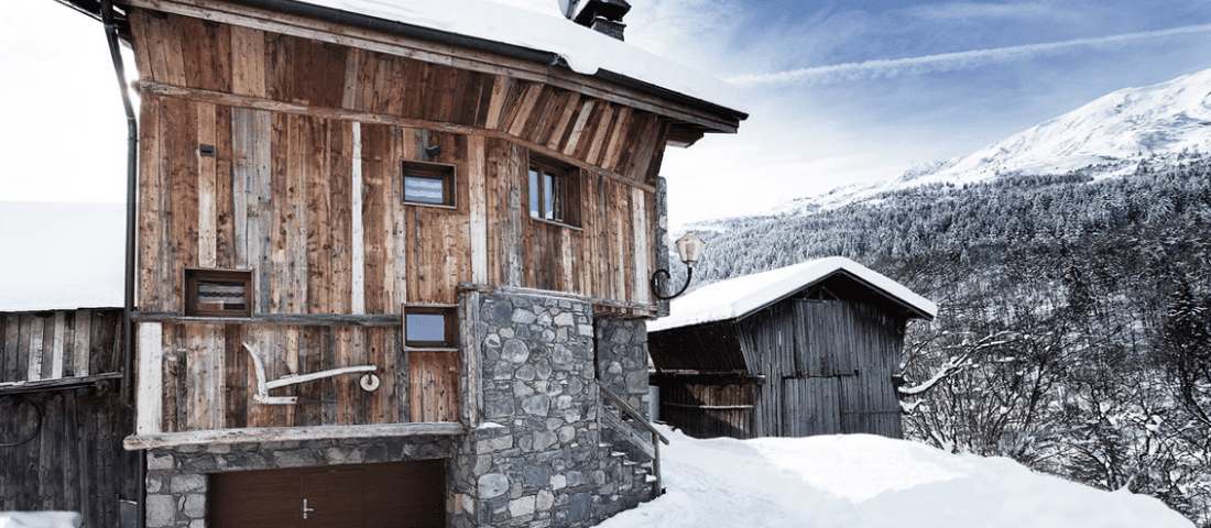 Luxury catered ski chalets in meribel