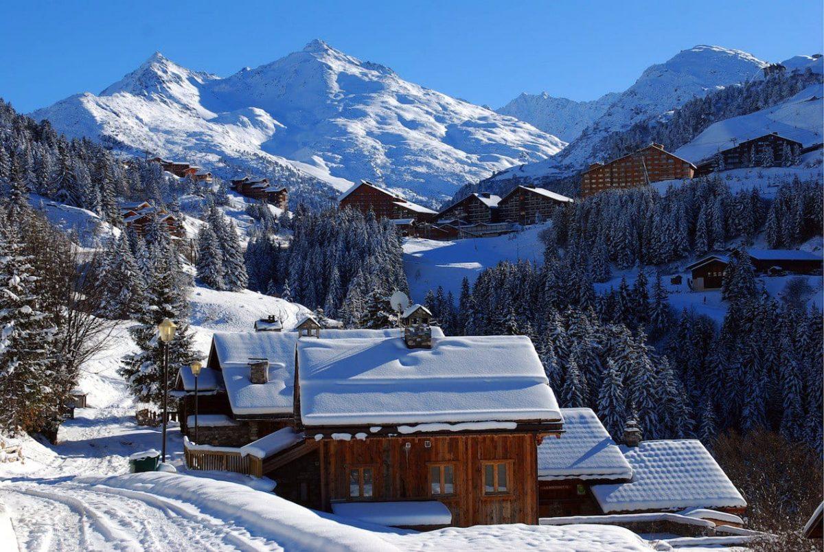 Ski Basics - Ski Chalets in Meribel 023