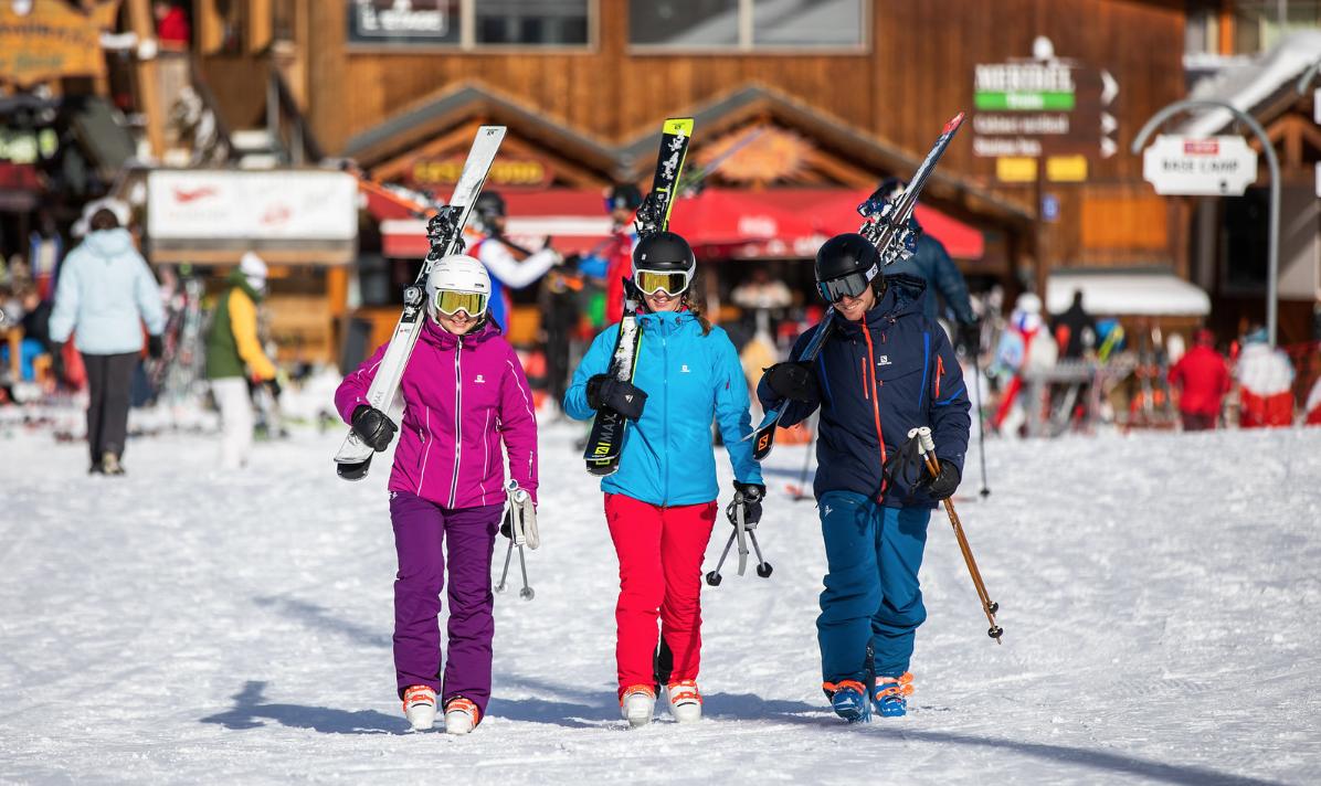Hiring Skis