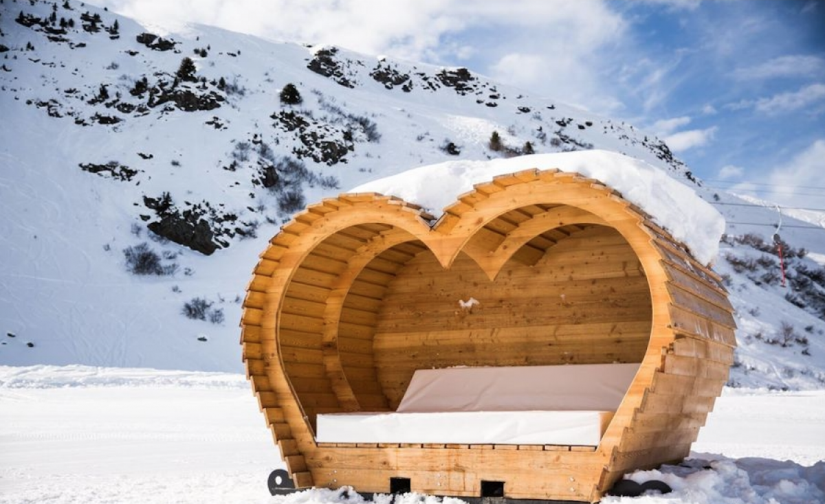Meribel Cosy Snugs this Valentine's