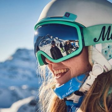 Skiing whilst pregnant -is it a good idea?