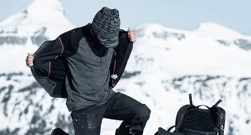 smartwool ski wear