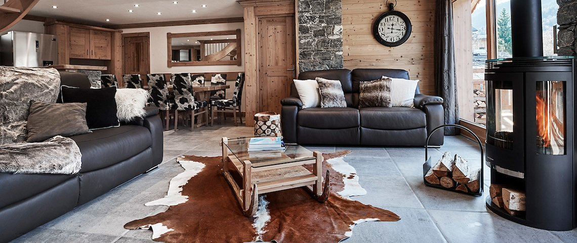 group ski holiday chalets
