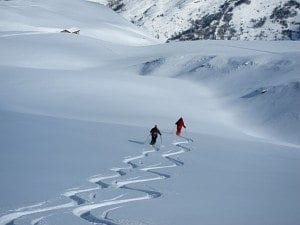Is it Easier for Beginners to Learn how to Ski or Snowboard?
