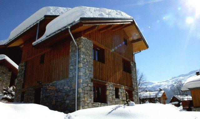 Ski Basics - Ski Chalets in Meribel 062