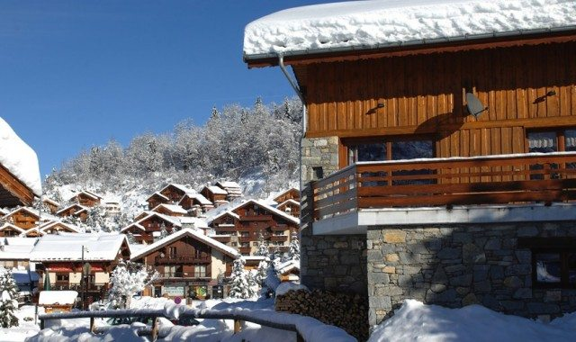 Luxury Ski Chalets in Meribel 01