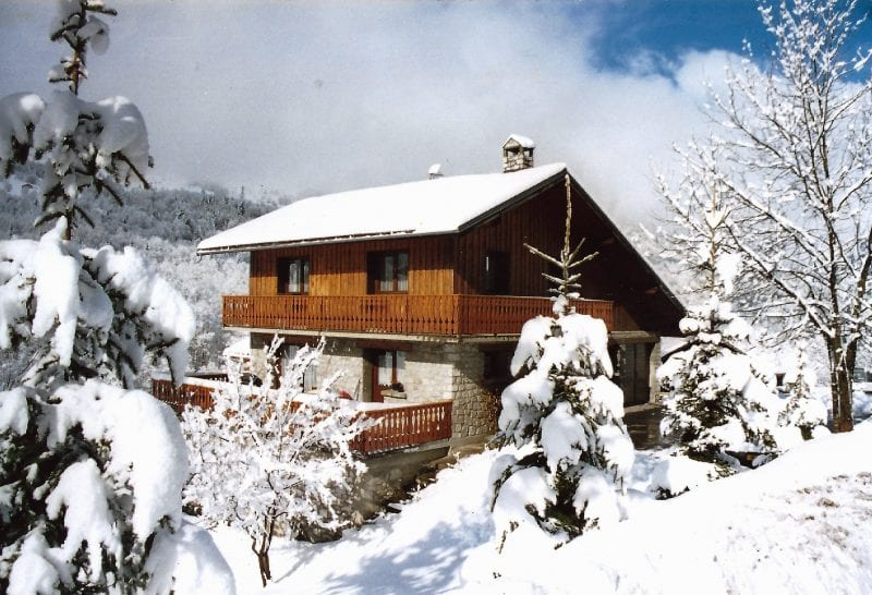 Self Catering Chalet in Meribel 01