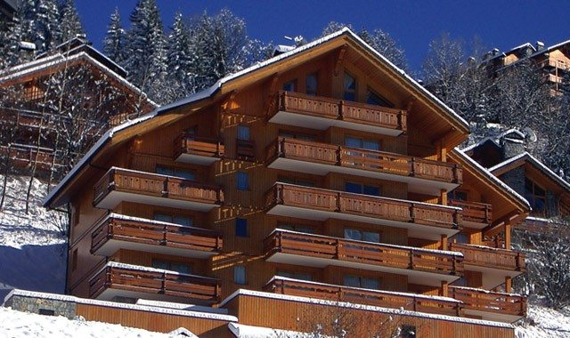 Ski Accommodation in Meribel Ski Resort 01