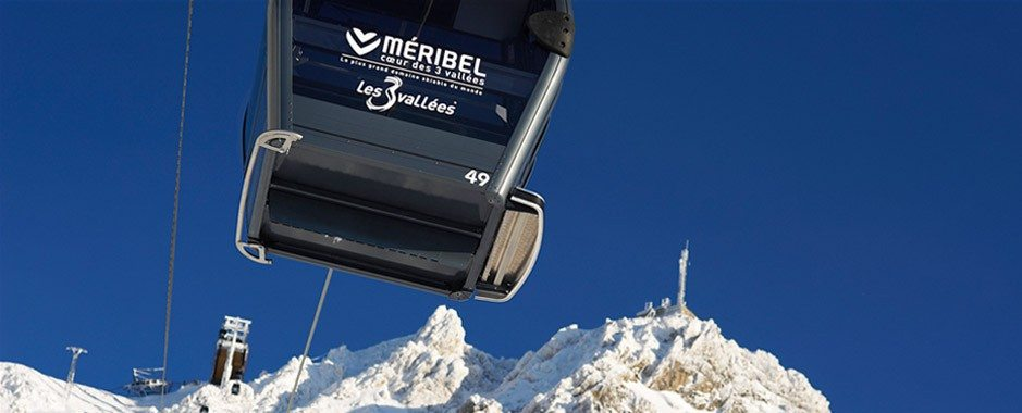 Meribel Ski Resort 01