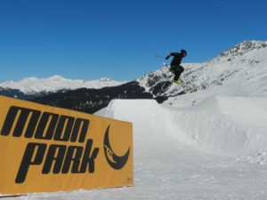 Moon Park in Meribel