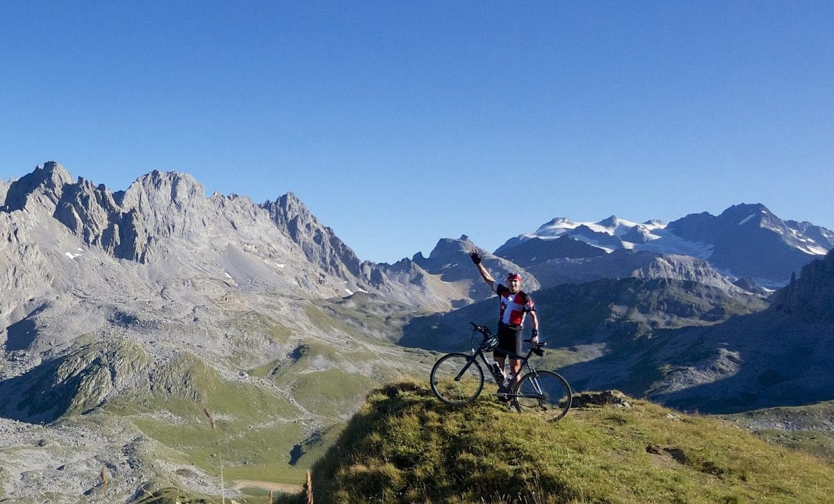 Mountain Biking in Meribel 01
