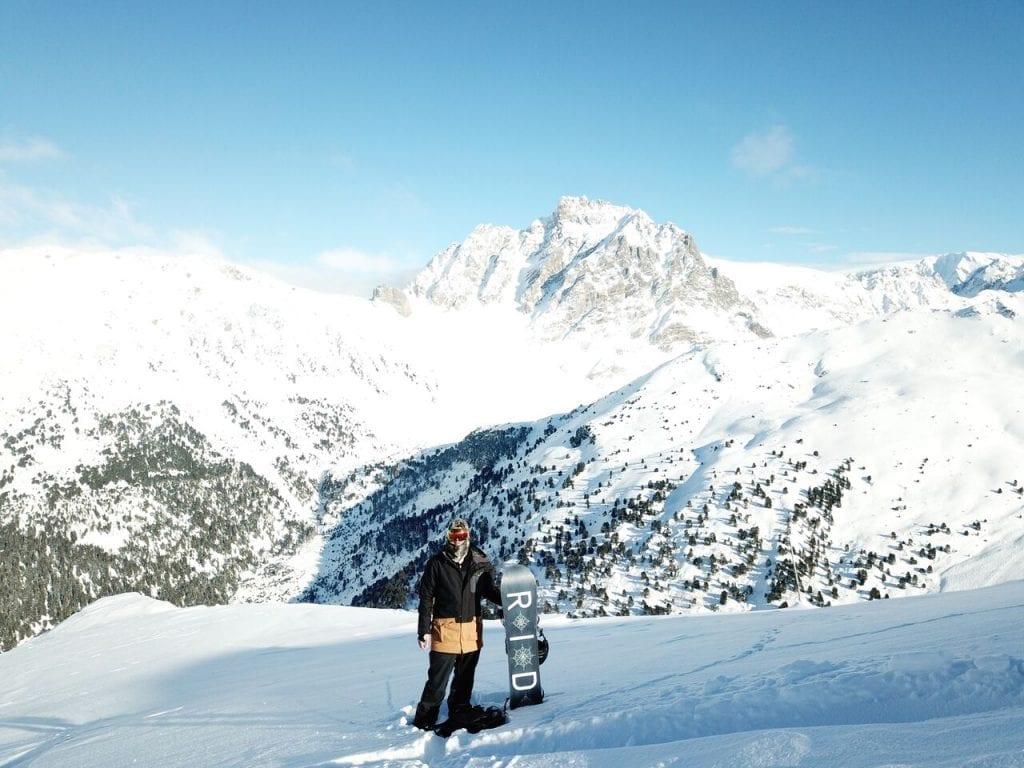 Ryan Hocking ski basics seasonnaire