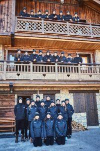 Working a ski season in Meribel
