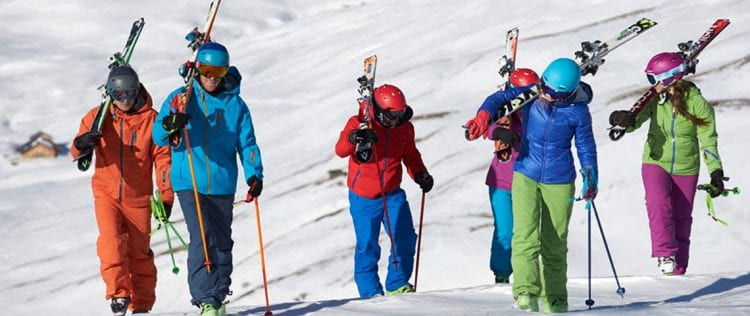 Ski Hire in Meribel